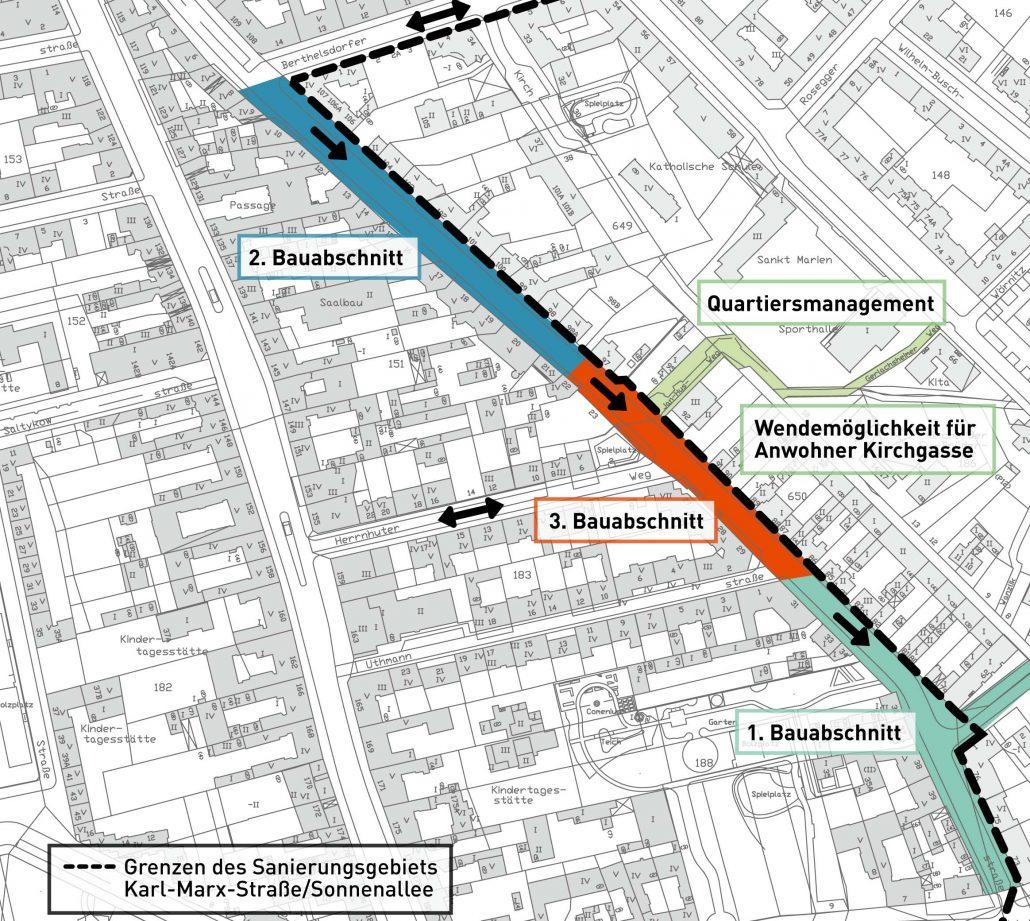Richardstraße – Sanierungsgebiet Karl-Marx-Straße / Sonnenallee